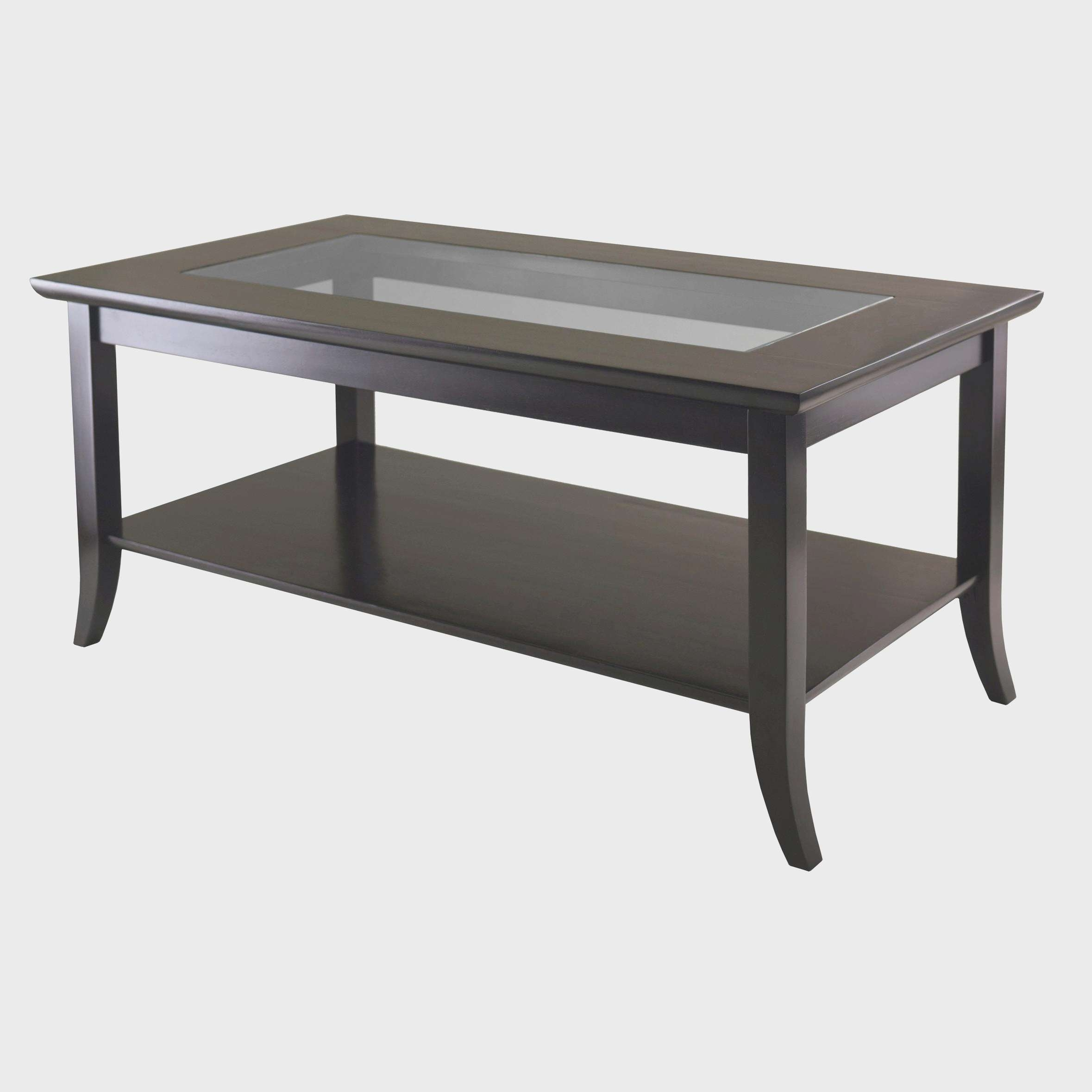 Wood Black Coffee Table Best 20 43 Of Black Wood And Glass Coffee Tables