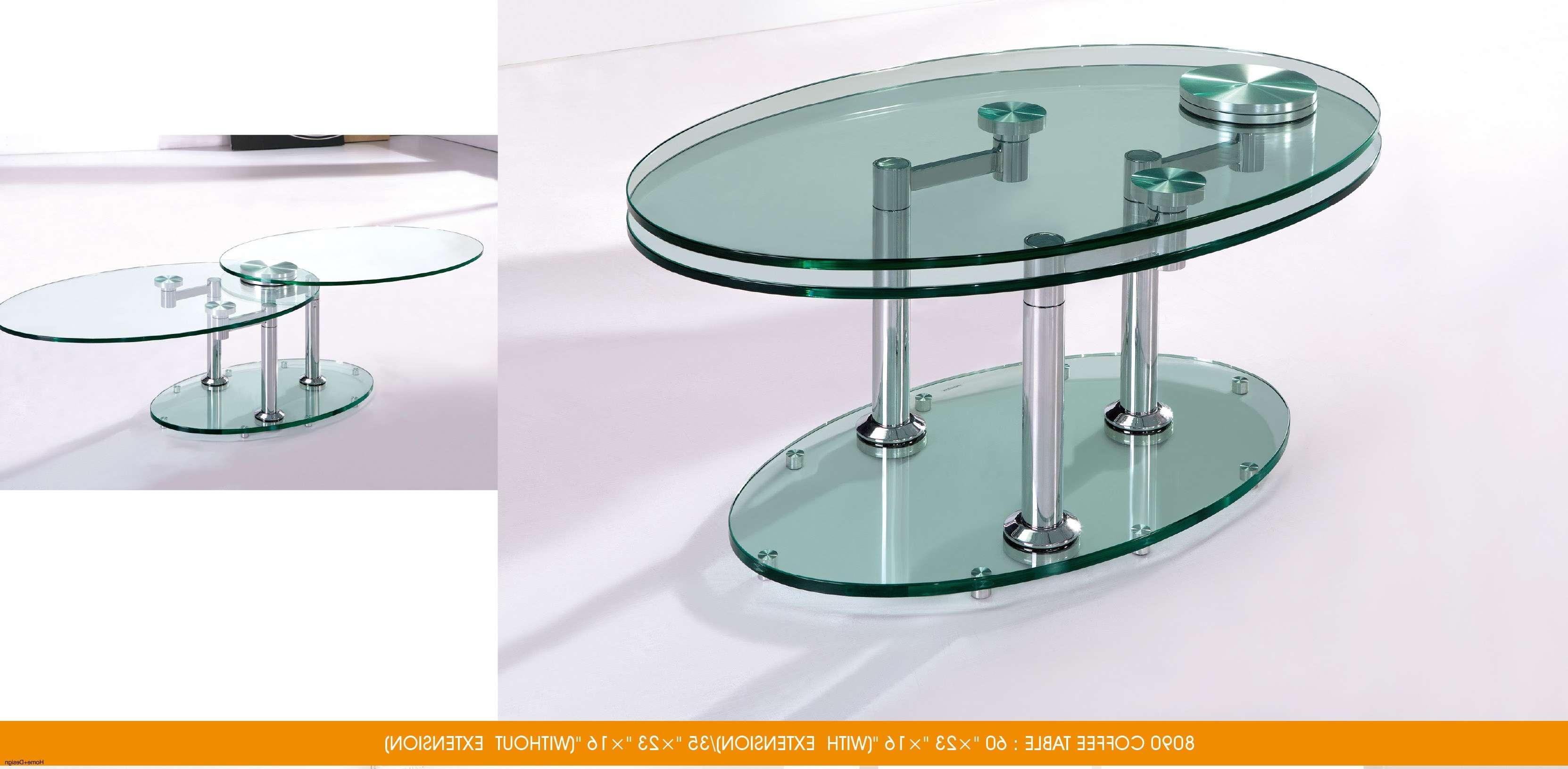 Glass Table Extendable Extendable Glass Coffee Table The Coffee Table