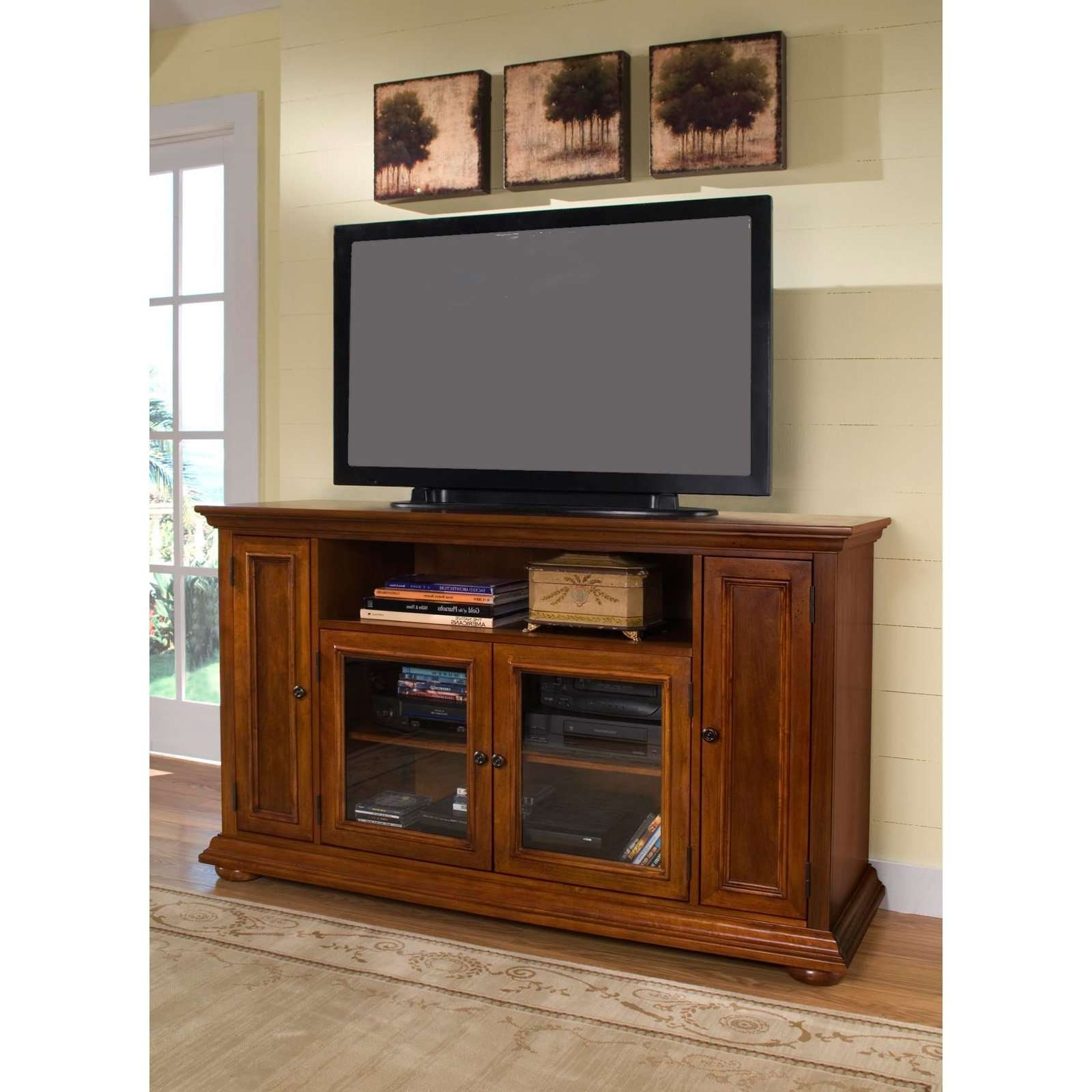 Tv Wall Cabinets For Flat Screens 20 Best Collection Of Wall Mounted Tv Cabinets With Doors