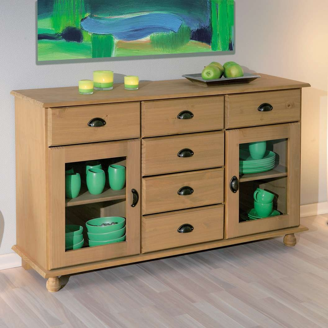 Sideboard Glas The Best Sideboards With Glass Doors And Drawers