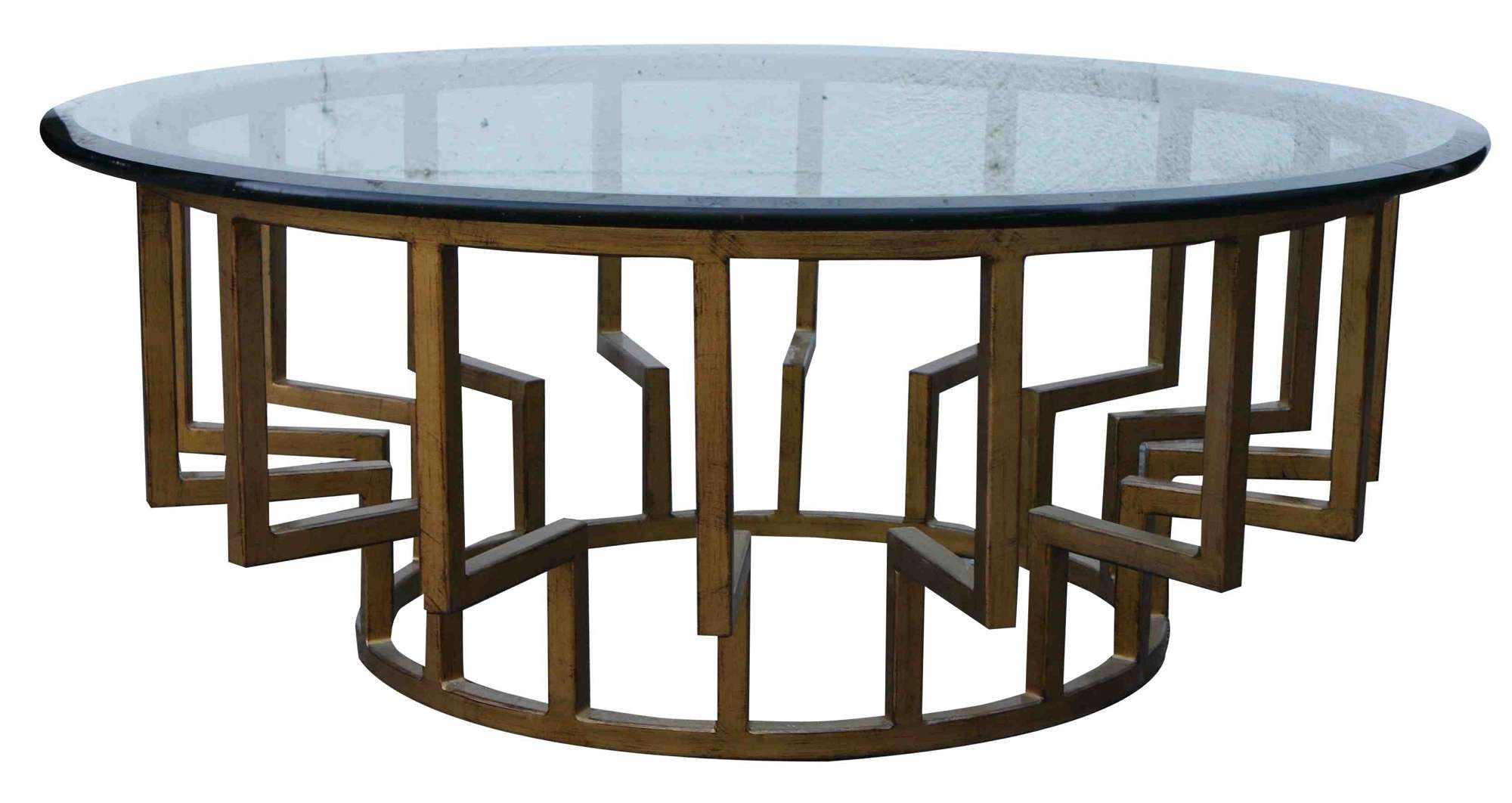Round Coffee Table And End Tables The Best Round Glass And Wood Coffee Tables