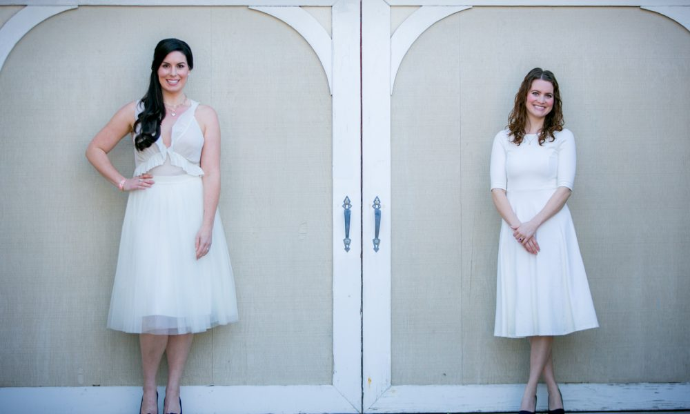 Meet Laura Harrelson and Kayla Portillo of Back Patio Event Design