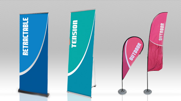 Banner Stands Pull Up Graphics Printing In Syracuse Ny