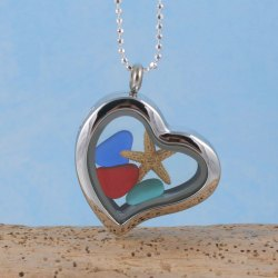 Small Of Sea Glass Jewelry