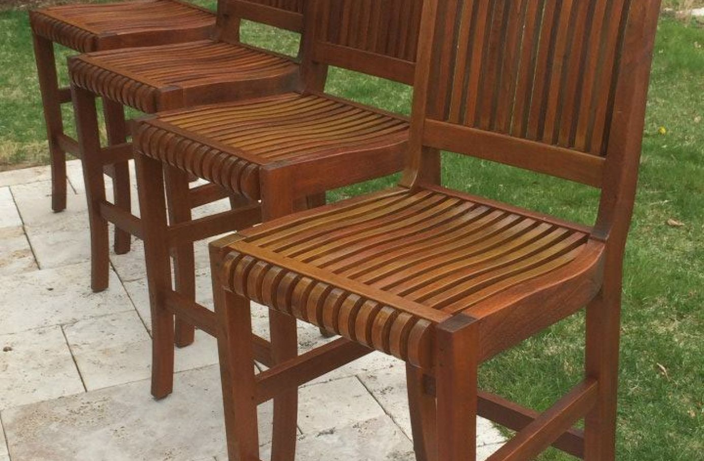 Outdoor Furniture Maintenance And Treatements Seal A Deck