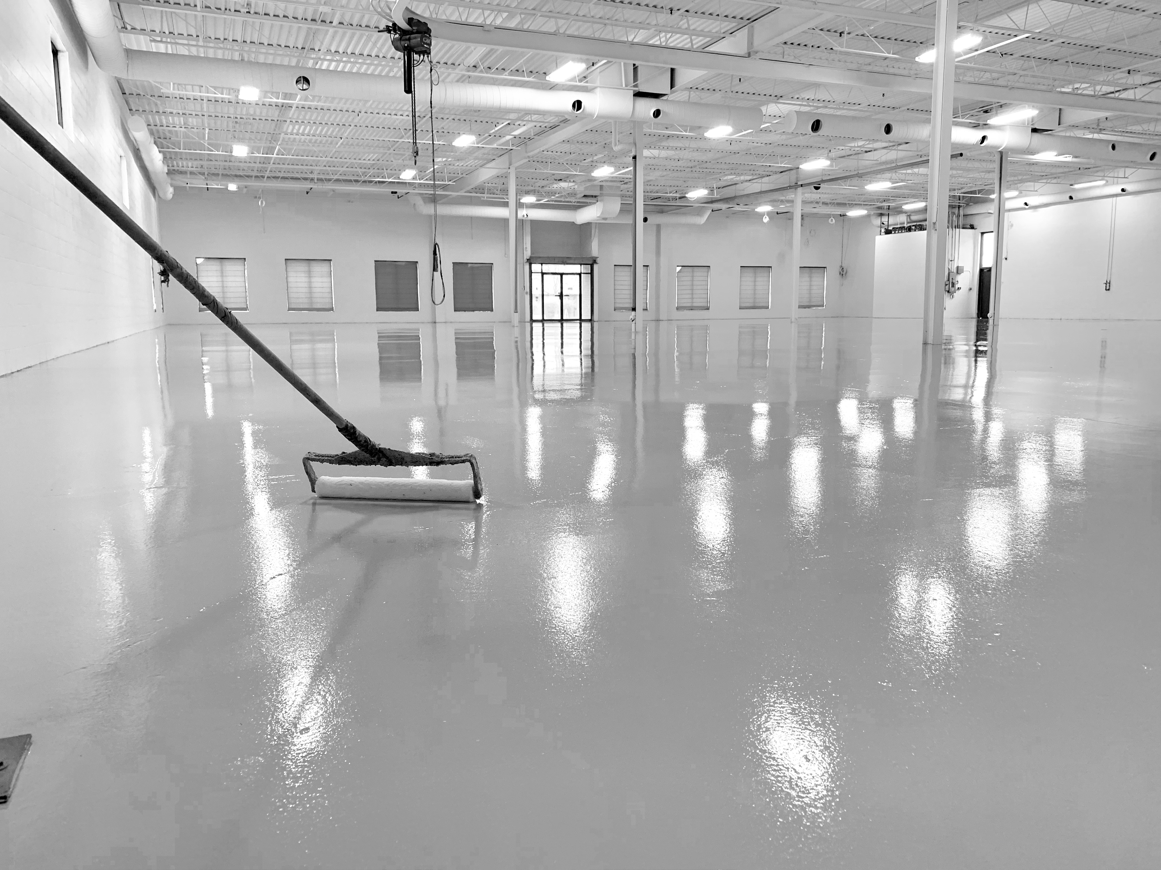 Epoxy Flooring Toronto Urethane Polyaspartic Floor Coatings