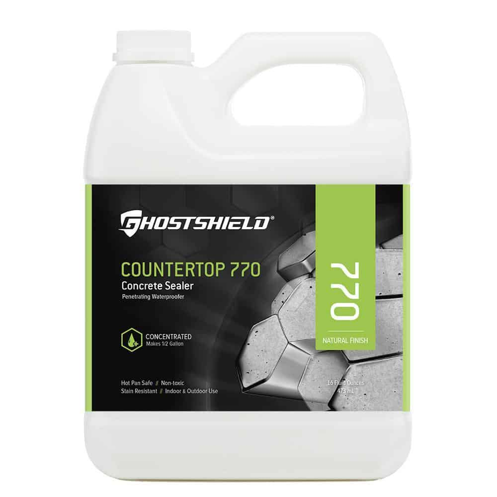 Ghostshield Countertop Sealer 770 Review Seal With Ease