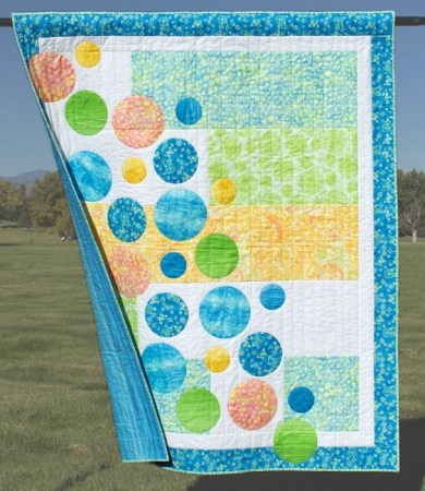Easy Quilt by Seams Like a Dream