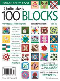 100 blocks vol 12