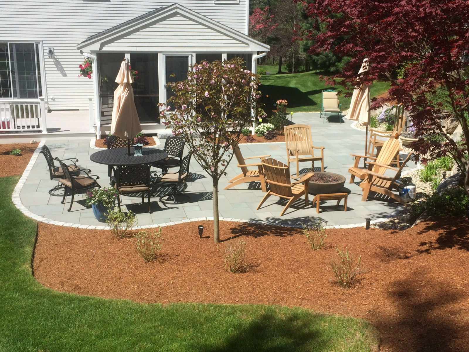 Amazing Mansfield Outdoor Living Mansfield Outdoor Living Sean Flynn Landscape Hardscapes Backyard Outdoor Living Areas America S Backyard Outdoor Living outdoor Backyard Outdoor Living