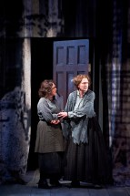 The Plough and the Stars 2012 Abbey Theatre, Deirdre Molloy and Gabrielle Reidy, Photo Credit Ros Kavanagh