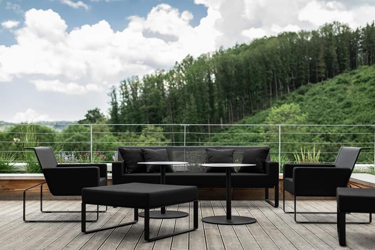 Salon De Jardin Detente Design