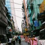 ヤンゴン歩き回り①(ダウンタウン散歩)【ミャンマー】