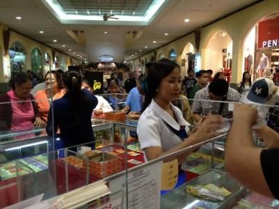 フィリピン、バギオ。バギオのモール、SMバギオ