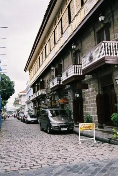 フィリピン、マニラ。イントラムロス