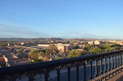 再びワルザザート【モロッコの旅】