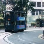 香港名物!スターフェリーと二階建てトラム【香港・マカオ】