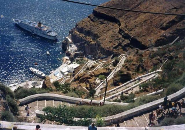 サントリーニ島【ギリシャ】
