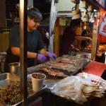 リゾート感溢れる「墾丁夜市」は規模も大きく大賑わい【台湾】