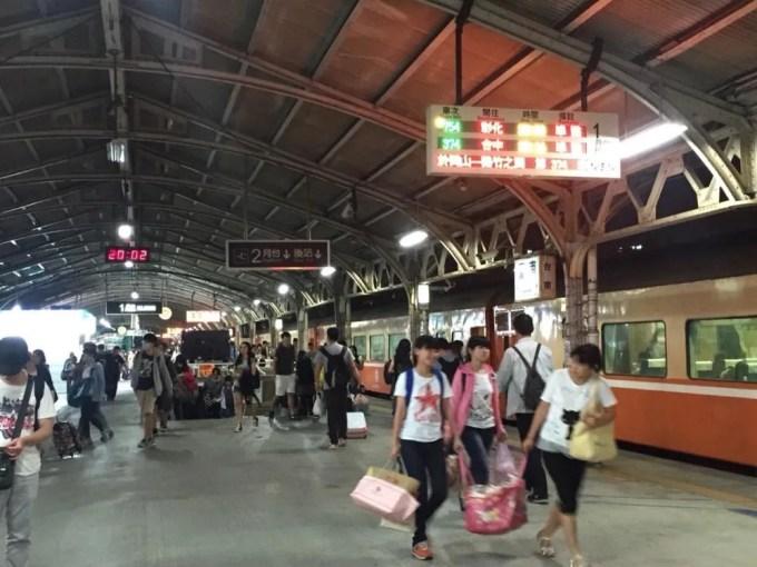 台南駅【台湾6(恒春〜四重渓〜台南)】