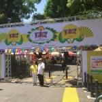 クイーンコンテストが華やか!フィリピンフェスティバル2016 in 日比谷公園
