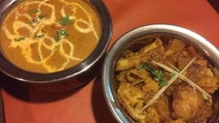 老舗のインド料理店『ルソイ』でいただくタンドリーチキンとバターチキンカレー@目黒