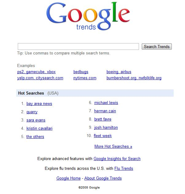 Steve Jobs Searches Spiked At Google - Search Engine Land