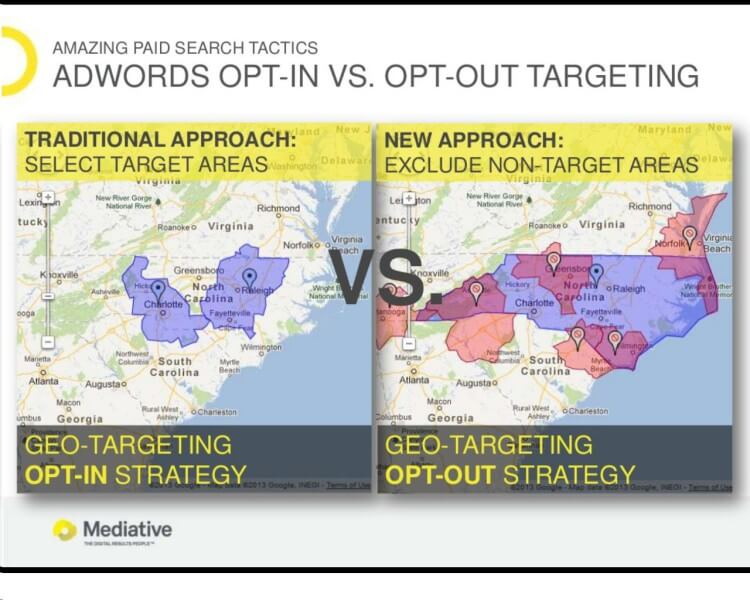10 Practical Tips For Using Geo-Location To Reach Your Target - geographic preference definition