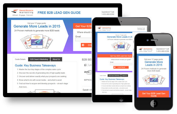 Pros  Cons of Responsive Landing Pages For SEM - Search Engine Land