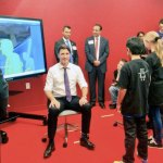 Search In Pics: Justin Trudeau At New Google Canadian Office, Google Expeditions Subaru & Fallout 4 Statue