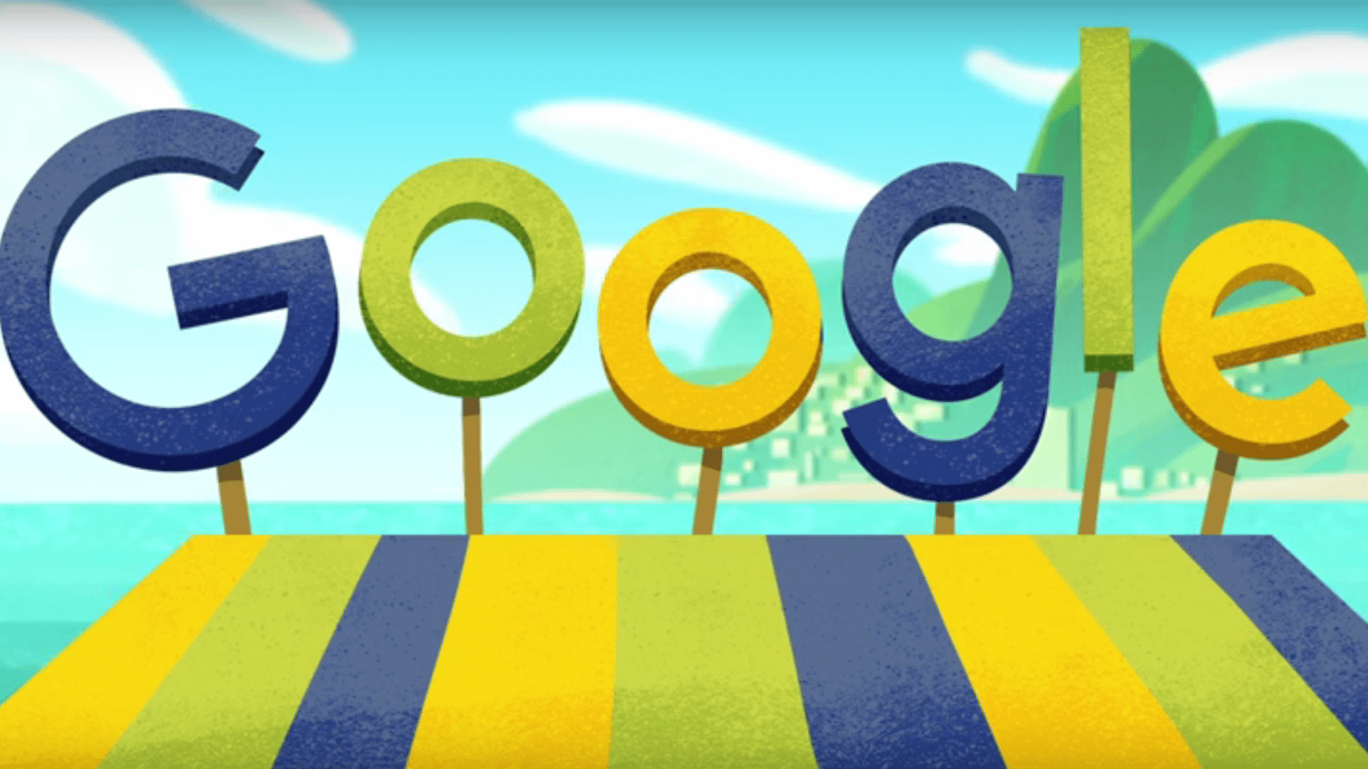 Rio Olympic 17 Days Of 2016 Rio Olympic Google Doodles A Full List Of