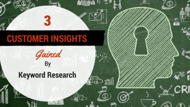 customer insights keyword research