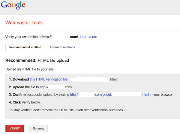 Google Webmaster Tools An Overview Search Engine Watch
