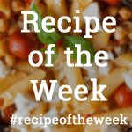 Recipe of the 'Week