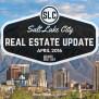 Salt Lake City Real Estate Market Update April 2016