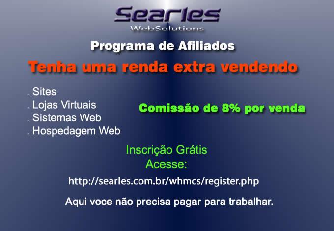 afiliados searles.com.br