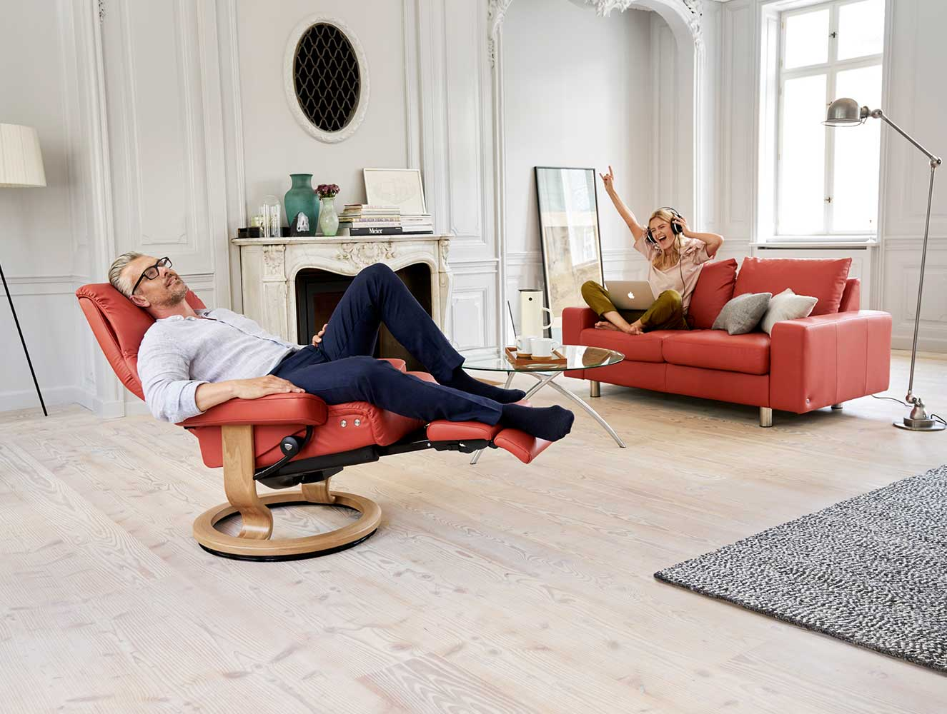 Stressless Nordic Legcomfort Upgrade To The Stressless Legcomfort For Free Or 15 Off Stressless