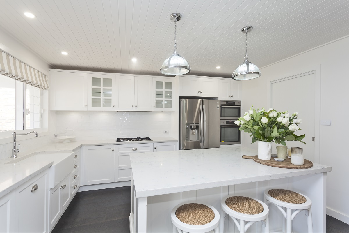 Hampton Style Kitchen Hampton Style Kitchens Seaside Joinery