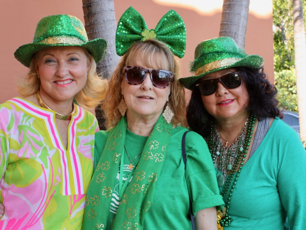 Barbara Küchenmeister St Patrick 39s Day Parade 2018 Seasiders Pbs