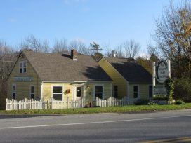 Willow Street Bake Shop in Glen Cove, Maine