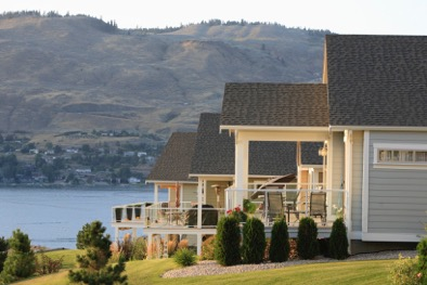 Seasons in the Okanagan Lakeview Homes