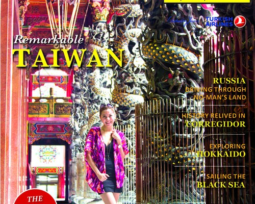 Taiwan Travelife Cover