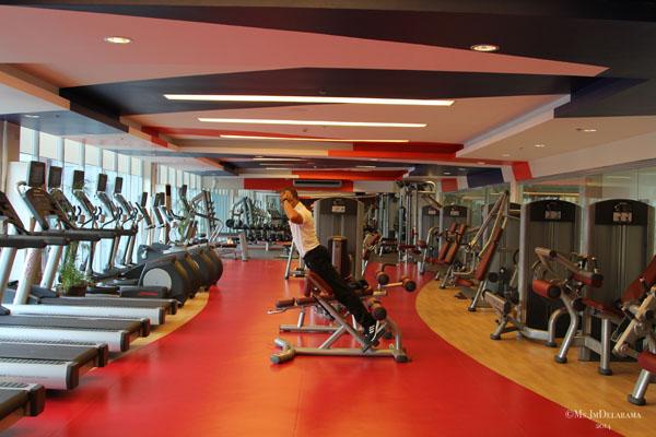 treston gym health club bonifacio global city taguig