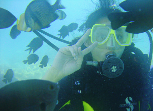 Scuba Diving Boracay Philippines
