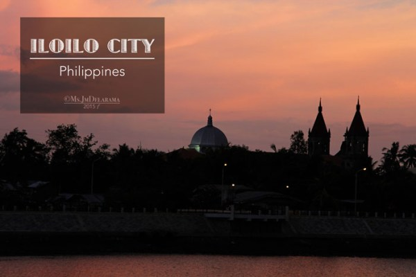 Iloilo City Philippines Sunset Travel Tour