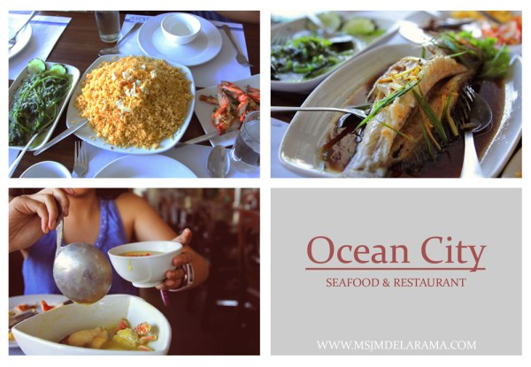 Ocean City Late Lunch