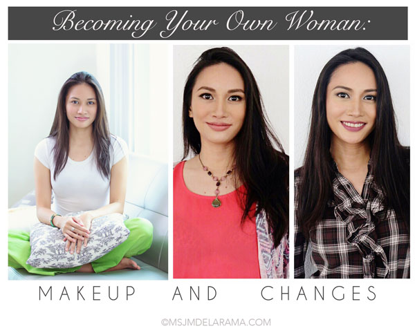 makeup and changes woman transformation before and after make up philippines make up artist personality media