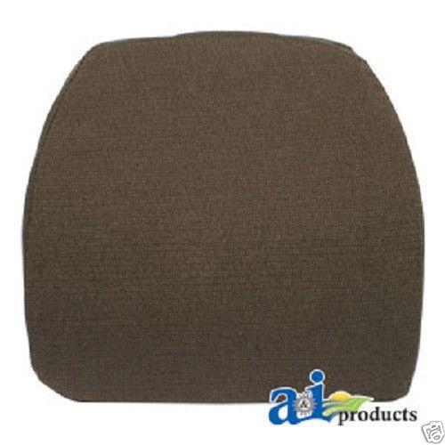 BROWN FABRIC SEAT CUSHION SET JOHN DEERE 7210, 7410, 7510 JD FARM