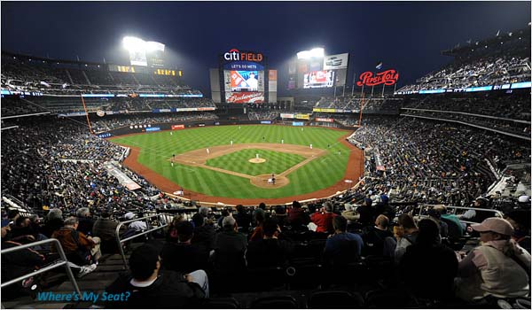 3d Wallpaper Ny Giants Citi Field Queens Ny