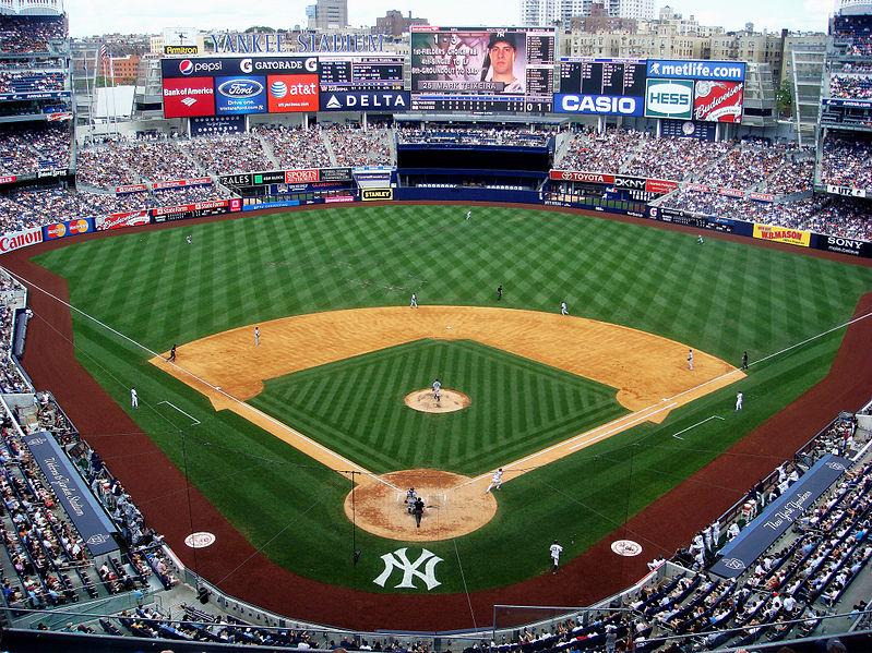 Seating Chart Yankee Stadium - Best Seat 2018